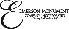 Emerson Monument Company Logo